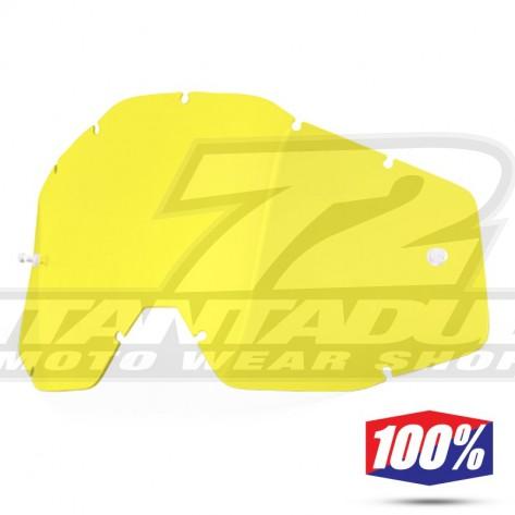 100% Lente Maschere - Giallo