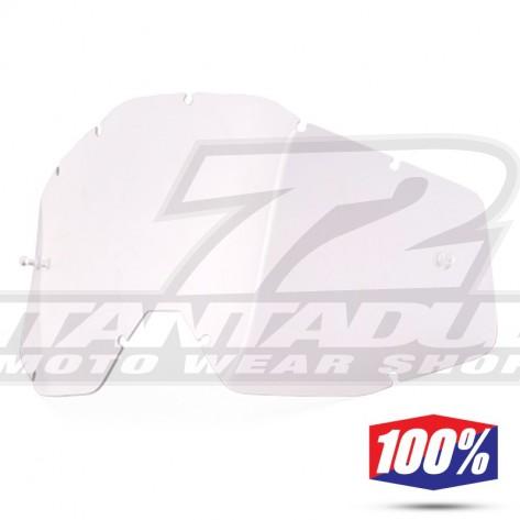 100% Lente Maschere Youth - Trasparente