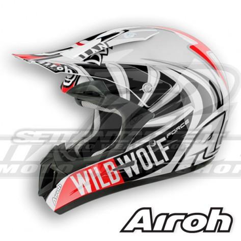 Airoh Casco JUMPER Wild Wolf