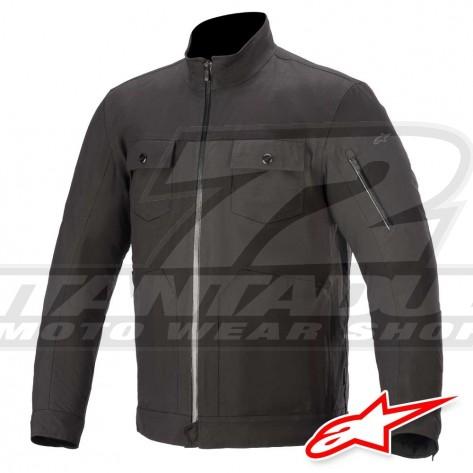 Giacca Moto Alpinestars SOLANO WATERPROOF - Nero