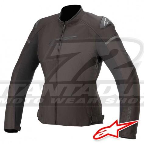 Giacca Moto Donna Alpinestars STELLA T-GP PLUS R V3 - Nero Nero