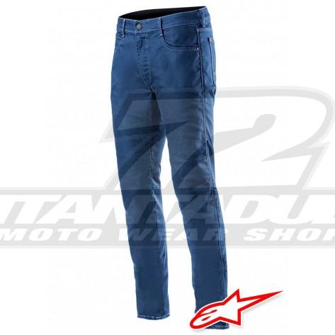 Jeans Moto Alpinestars MERC Denim - Mid Tone Blue