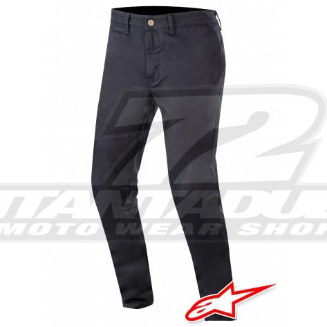 Pantaloni Alpinestars MOTOCHINO - Blu Navy