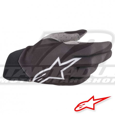Guanto Cross Alpinestars DUNE - Nero