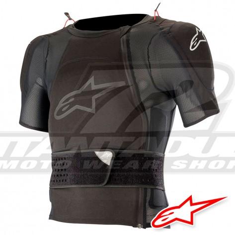 Protezione Alpinestars SEQUENCE Protection Jacket Manica Corta - Nero