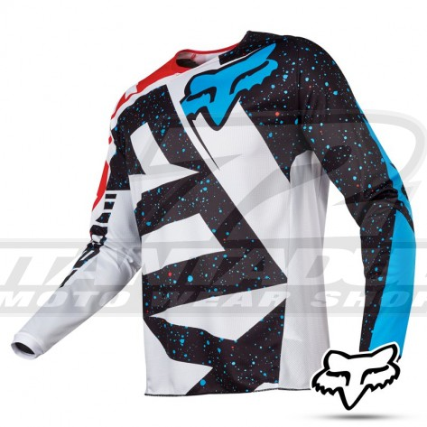 Fox Racing Maglia 180 NIRV 2017