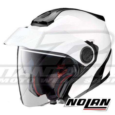 Nolan Casco N40-5 Classic 5 N-COM