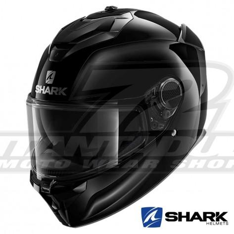 Casco Integrale Shark SPARTAN GT Blank - Nero