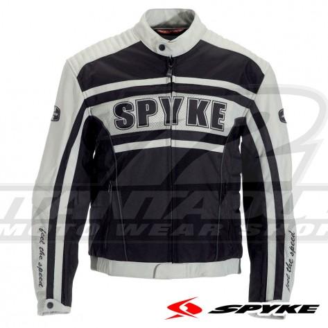 Spyke Giacca Pelle STONE GP