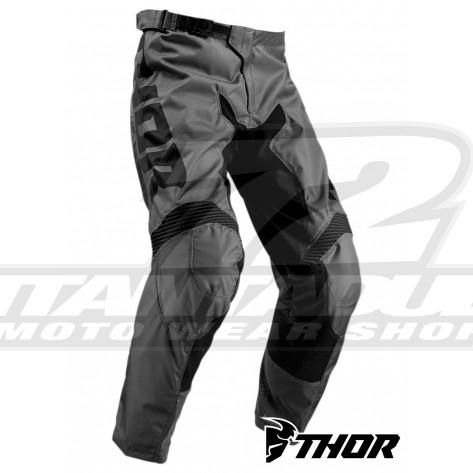Pantaloni Cross Thor PULSE SMOKE - Antracite