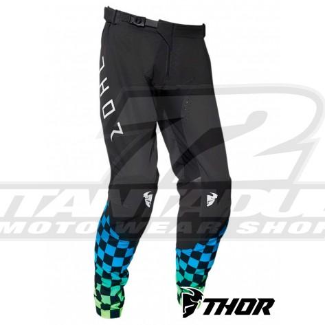 Pantaloni Cross Thor PRIME PRO TREND - Nero
