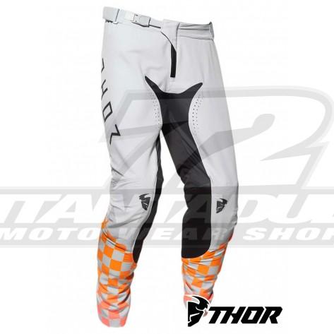 Pantaloni Cross Thor PRIME PRO TREND - Charcoal Grey