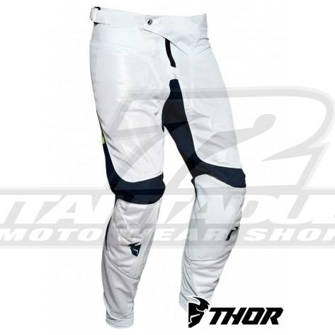 Pantaloni Cross Thor PULSE AIR RAD - Midnight Bianco