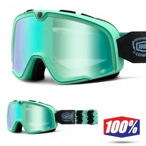 100% Maschera THE BARSTOW Oranamental Conifer - Lente Verde Specchio
