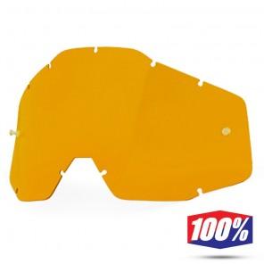 100% Lente Maschere - Persimmon