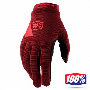 Guanti Motocross 100% RIDECAMP Women's - Brick