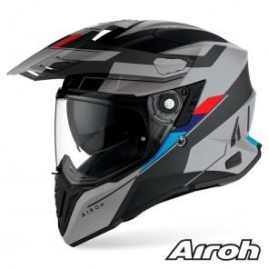 Casco Moto Crossover Airoh COMMANDER Skill - Opaco