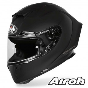 Casco Moto Integrale Airoh GP 550 S Color - Nero Opaco