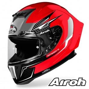 Casco Moto Integrale Airoh GP 550 S Venom - Rosso
