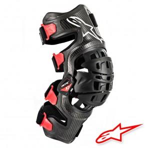 Alpinestars Ginocchiera BIONIC-10 CARBON Knee Brace - Set