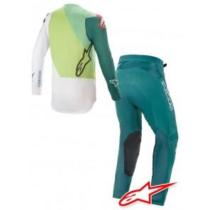 Completo Alpinestars SUPERTECH BLAZE - Verde Verde Scuro