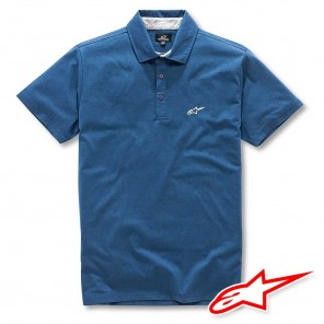 Polo Alpinestars ETERNAL - Blu Navy