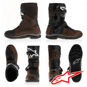 Alpinestars Stivali BELIZE DRYSTAR Oiled Leather