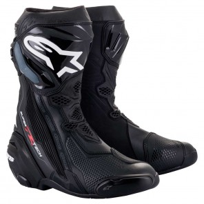 Stivali Moto Alpinestars SUPERTECH R - Nero