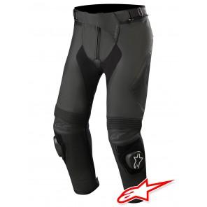 Pantaloni Pelle Alpinestars MISSILE V2 - Taglia Corta - Nero