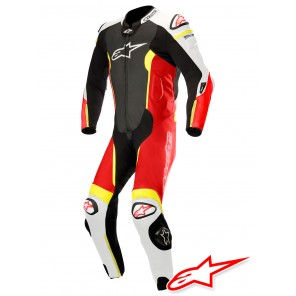 Alpinestars Tuta Pelle MISSILE TECH-AIR™ Airbag Compatibile