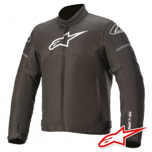 Giacca Moto Alpinestars T-SP S WATERPROOF - Nero
