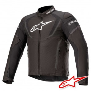Giacca Alpinestars T-JAWS V3 WATERPROOF - Nero