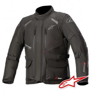 Giacca Moto Alpinestars ANDES V3 DRYSTAR - Nero