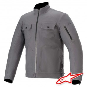 Giacca Moto Alpinestars SOLANO WATERPROOF - Asphalt