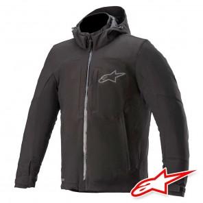 Giacca Moto Alpinestars STRATOS V2 TECHSHELL DRYSTAR - Nero