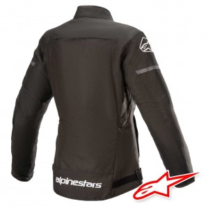 Giacca Alpinestars STELLA T-SP S WATERPROOF - Nero