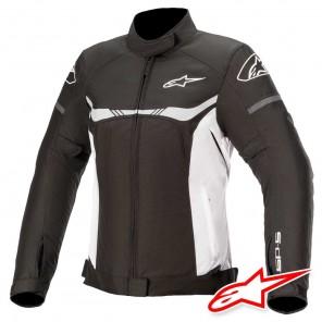 Giacca Moto Donna Alpinestars STELLA T-SP S WATERPROOF - Nero Bianco