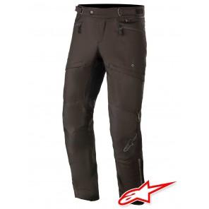 Pantaloni Moto Alpinestars AST-1 V2 WATERPROOF (Taglia Lunga) - Nero