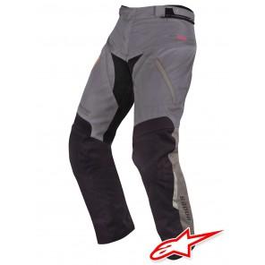 Pantaloni Moto Alpinestars ANDES DRYSTAR - Grigio Nero