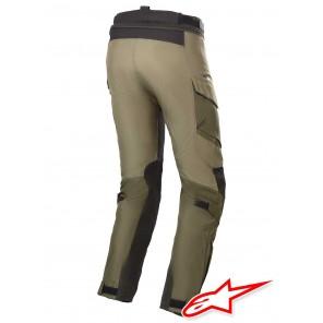Pantaloni Alpinestars ANDES V3 DRYSTAR - Forest Military Green