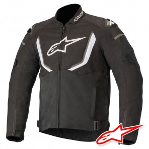 Giacca Alpinestars T-GP R V2 AIR - Nero Bianco