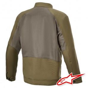 Giacca Alpinestars CALABASAS AIR - Verde Militare