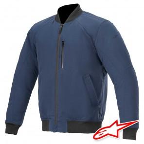 Giacca Moto Alpinestars IDOL - Blu Navy