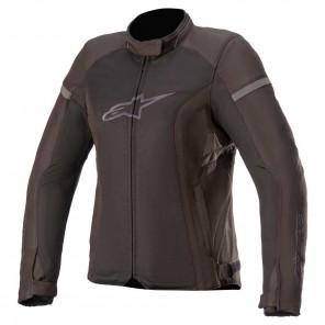Giacca Moto Donna Alpinestars STELLA T-KIRA V2 AIR - Black Tar Grey