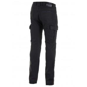Pantaloni Alpinestars CARGO Riding Pants - Black Distressed