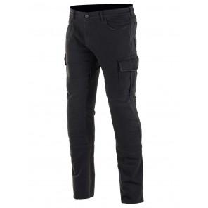Pantaloni Moto Alpinestars CARGO Riding Pants - Black Distressed