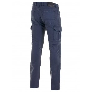 Pantaloni Alpinestars CARGO Riding Pants - Blue Distressed