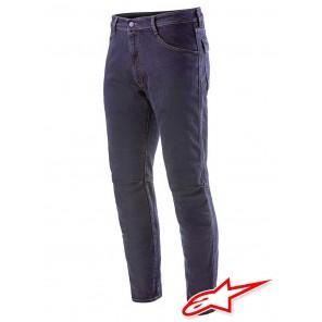Jeans Moto Alpinestars ALU Denim - Rinse Blue