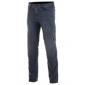 Jeans Moto Alpinestars COPPER V2 PLUS Denim Pants - Faded Black