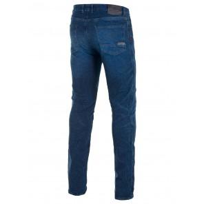 Jeans Alpinestars COPPER V2 PLUS Denim Pants - Dark Aged Blue